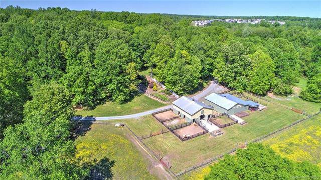 1619 Waxhaw Indian Trail Road S, Waxhaw, NC 28173 (#3586068) :: Caulder Realty and Land Co.