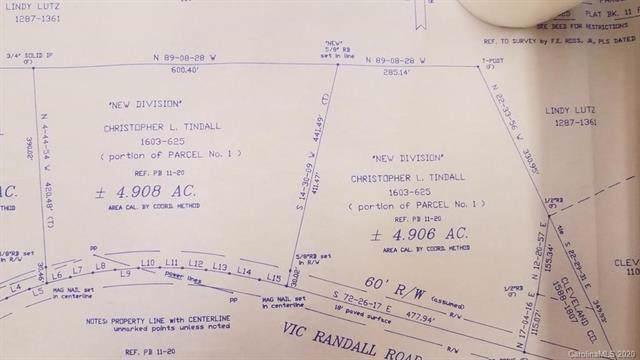 238 Vic Randall Road, Lawndale, NC 28090 (#3586080) :: Robert Greene Real Estate, Inc.
