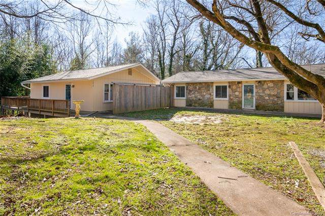 1211 & 1213 Upper Brush Creek Road, Fairview, NC 28730 (#3586124) :: Roby Realty