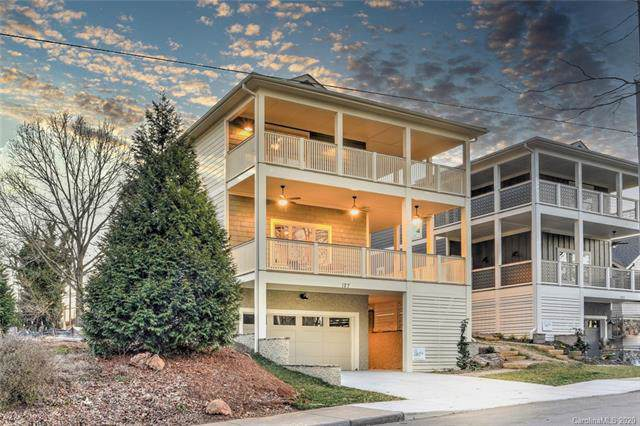 127 Spears Avenue, Asheville, NC 28801 (#3586166) :: Keller Williams Professionals