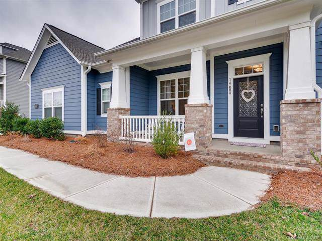 14608 Long Iron Drive, Huntersville, NC 28078 (#3586172) :: Puma & Associates Realty Inc.