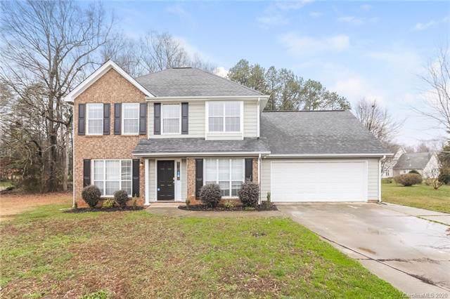 6133 Colchester Lane, Matthews, NC 28104 (#3586174) :: Robert Greene Real Estate, Inc.