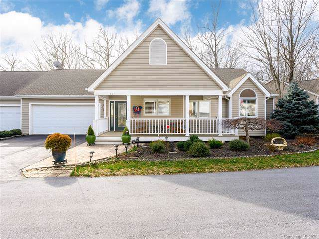 304 High Point Lane, Hendersonville, NC 28791 (#3586187) :: The Ramsey Group