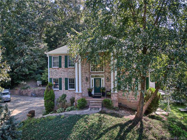314 Sweetwater Hills Drive, Hendersonville, NC 28791 (#3586203) :: Besecker Homes Team