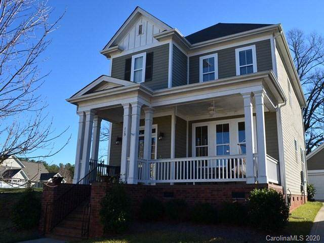 115 Morehouse Avenue, Mooresville, NC 28117 (#3586207) :: Roby Realty