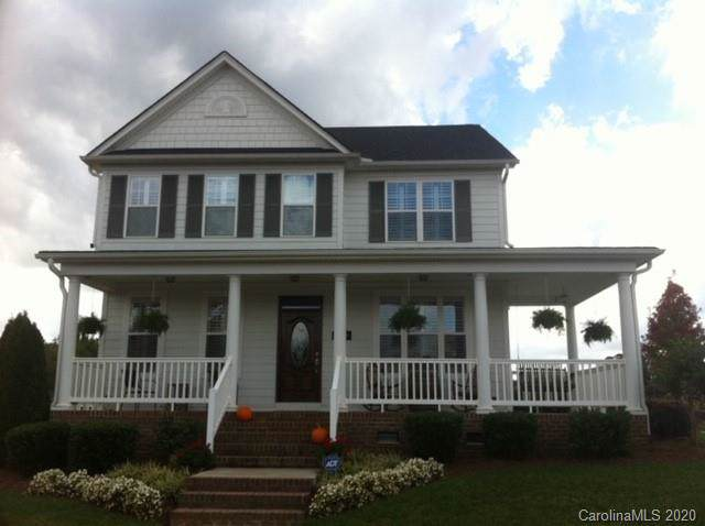 3589 County Down Avenue, Kannapolis, NC 28081 (#3586234) :: Homes Charlotte