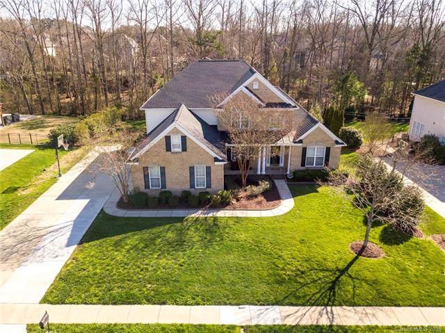 2221 Legacy Oak Drive, Waxhaw, NC 28173 (#3586245) :: Puma & Associates Realty Inc.