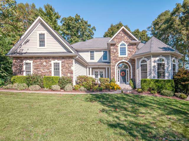 8 Gower Lane, Arden, NC 28704 (#3586301) :: Roby Realty