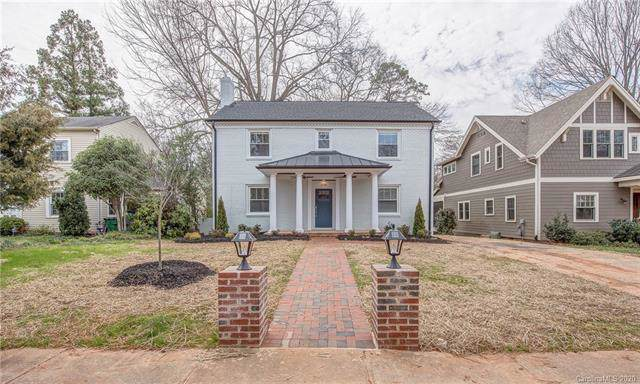 2132 Kenmore Avenue, Charlotte, NC 28204 (#3586304) :: Miller Realty Group