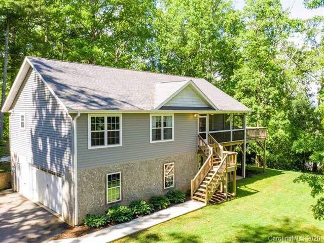 30 Hughey Road, Alexander, NC 28701 (#3586326) :: Stephen Cooley Real Estate Group