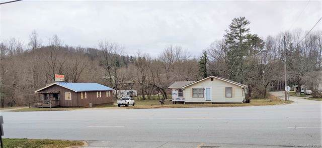 3103-3105 Spartanburg Highway, East Flat Rock, NC 28726 (#3586355) :: Homes Charlotte