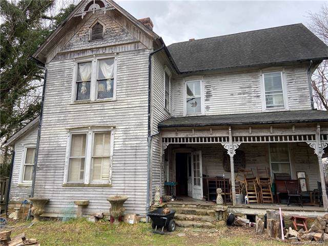 51 Hamburg Mountain Road, Weaverville, NC 28787 (#3586364) :: Premier Realty NC