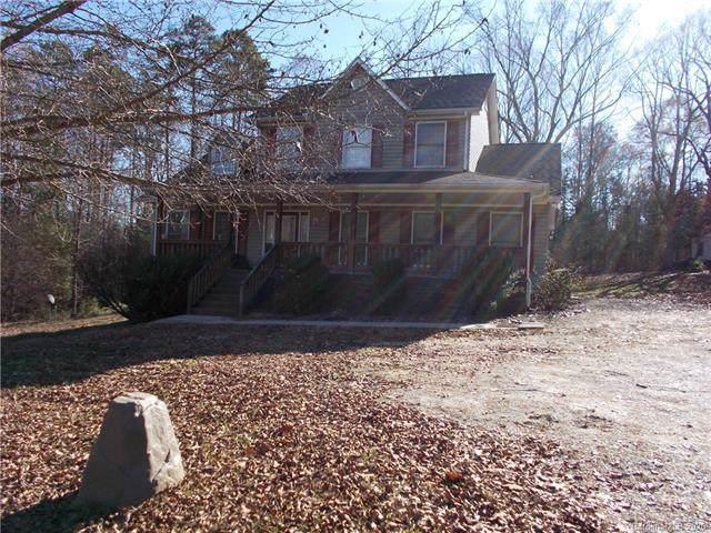 7445 Jones Road, Salisbury, NC 28147 (#3586390) :: Rinehart Realty