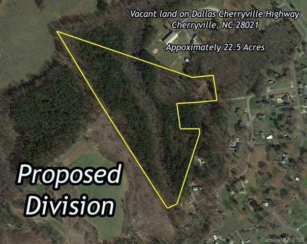 TBD Dallas Cherryville Highway, Cherryville, NC 28021 (#3586504) :: Robert Greene Real Estate, Inc.