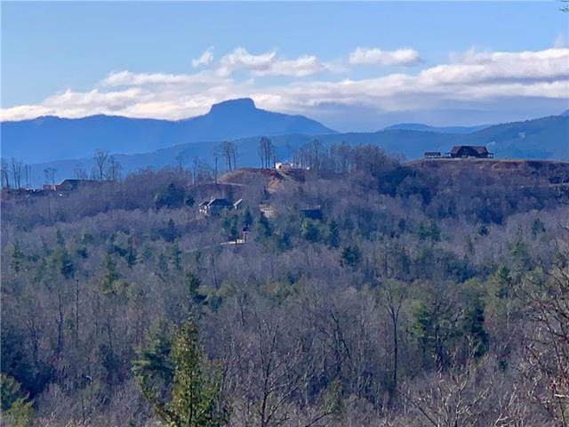 Lot 960 High Valley Way #960, Lenoir, NC 28645 (#3586523) :: Robert Greene Real Estate, Inc.