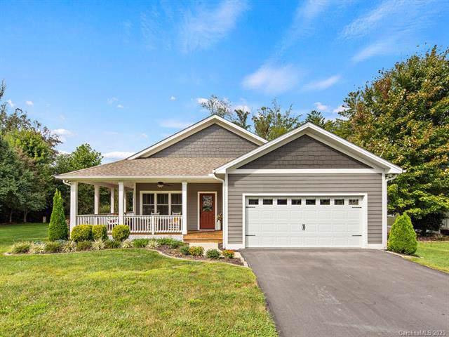 49 Fox Creek Drive, Fletcher, NC 28732 (#3586557) :: Stephen Cooley Real Estate Group