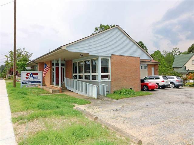 9 W Morgan Street, Brevard, NC 28712 (#3586568) :: Stephen Cooley Real Estate Group