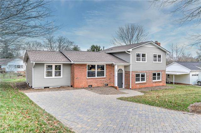 109 Castlerock Drive, Asheville, NC 28806 (#3586585) :: Charlotte Home Experts