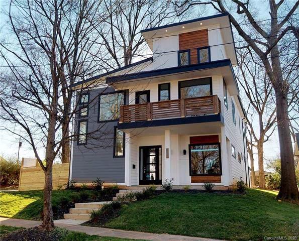 628 Jackson Avenue, Charlotte, NC 28204 (#3586622) :: Robert Greene Real Estate, Inc.