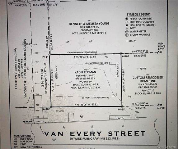 913 Van Every Street, Charlotte, NC 28205 (#3586676) :: Caulder Realty and Land Co.