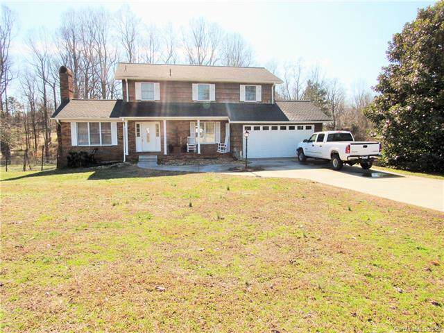 1401 W Zion Church Road, Shelby, NC 28150 (#3586690) :: Stephen Cooley Real Estate Group