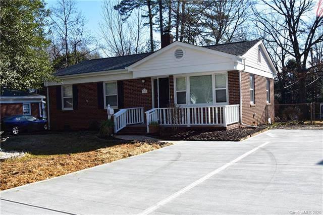 2227 Markham Court, Charlotte, NC 28205 (#3586691) :: Robert Greene Real Estate, Inc.