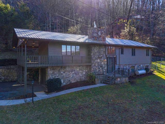 1004 Lickstone Road, Waynesville, NC 28786 (#3586939) :: Keller Williams Professionals