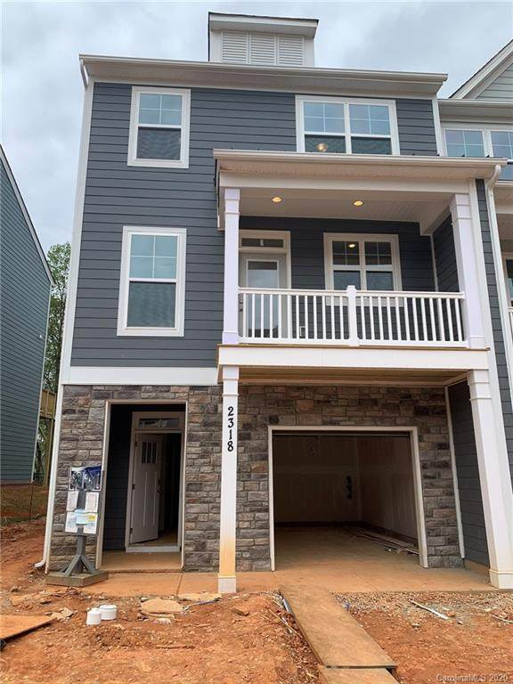 2318 Creekmere Lane Lot 65, Charlotte, NC 28262 (#3586962) :: MOVE Asheville Realty
