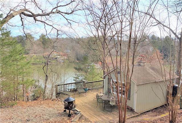 0 Fishermans Cove Lane, Taylorsville, NC 28681 (#3587031) :: Rinehart Realty