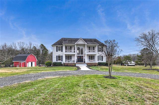 9780 Unity Church Road, Mooresville, NC 28115 (#3587051) :: Rinehart Realty