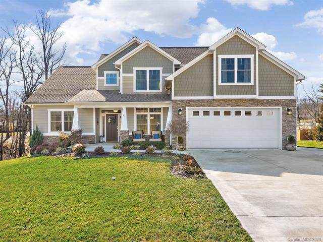 31 Willow Bend Drive, Candler, NC 28715 (#3587101) :: The Ramsey Group