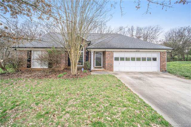 1152 Forrest Ridge Drive, Concord, NC 28027 (#3587328) :: BluAxis Realty