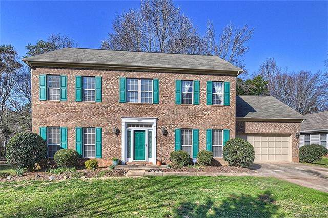 12308 Woodbend Drive, Matthews, NC 28105 (#3587416) :: High Performance Real Estate Advisors