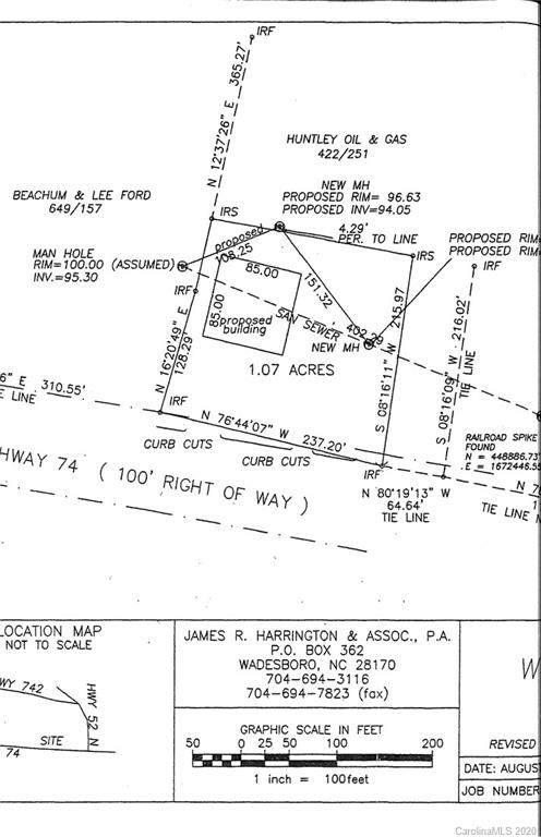 1386 Hwy 74 Highway, Wadesboro, NC 28170 (#3587800) :: Keller Williams Biltmore Village