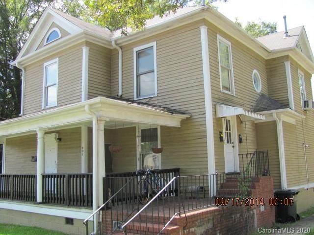 401 Charlotte Avenue A-D, Rock Hill, SC 29730 (#3588265) :: Besecker Homes Team