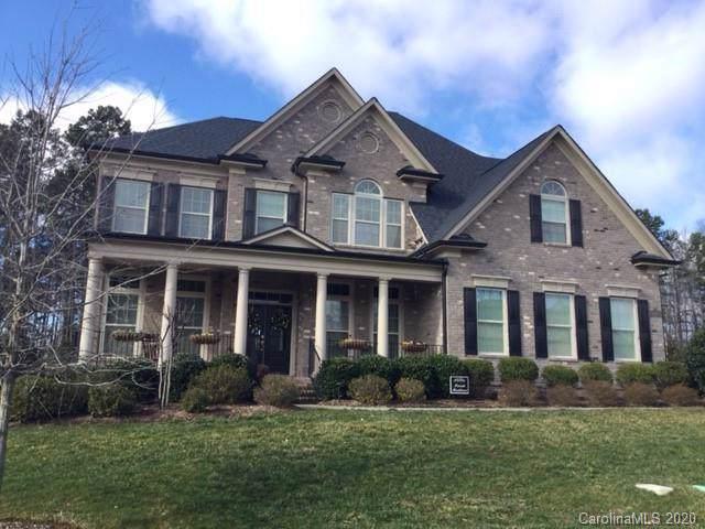 8118 Tosomock Lane, Huntersville, NC 28078 (#3588269) :: RE/MAX RESULTS