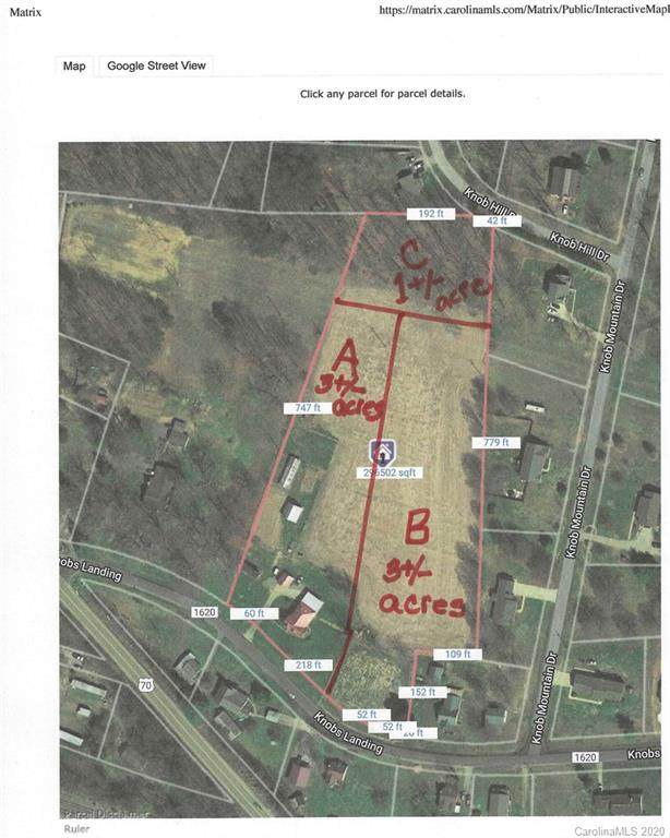 0 Knob Hill Drive, Connelly Springs, NC 28612 (#3588378) :: Rinehart Realty