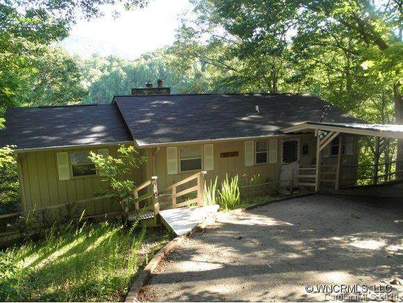 174 Pleasant Ridge Circle, Maggie Valley, NC 28751 (#3589240) :: MOVE Asheville Realty