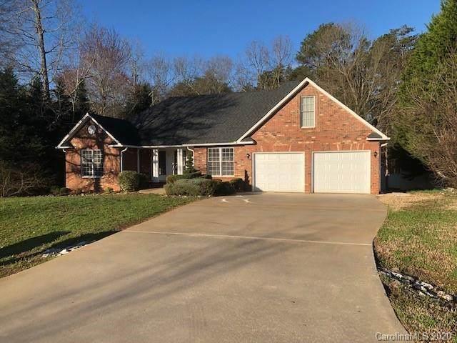 310 Hidden Creek Drive, Shelby, NC 28152 (#3590107) :: Cloninger Properties