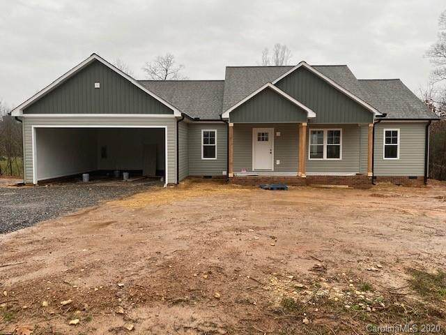 143 Swann Crossing Lane #27, Statesville, NC 28625 (#3590646) :: Carlyle Properties