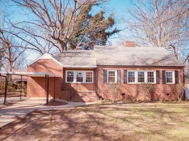 105 Stony Point School Road, Stony Point, NC 28678 (#3592222) :: Cloninger Properties