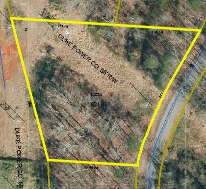 Lot 2 Archer Street, Granite Falls, NC 28630 (#3592254) :: Rinehart Realty