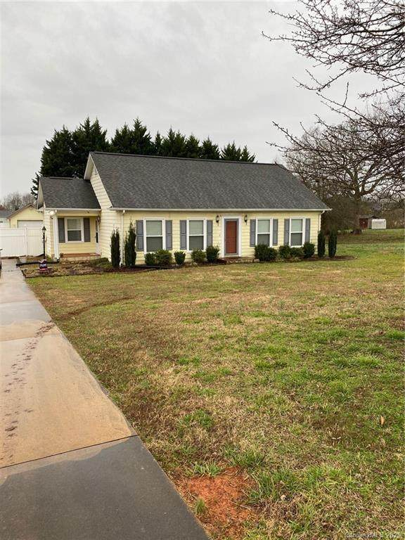 1415 Barbee Road, Shelby, NC 28150 (#3592377) :: LePage Johnson Realty Group, LLC