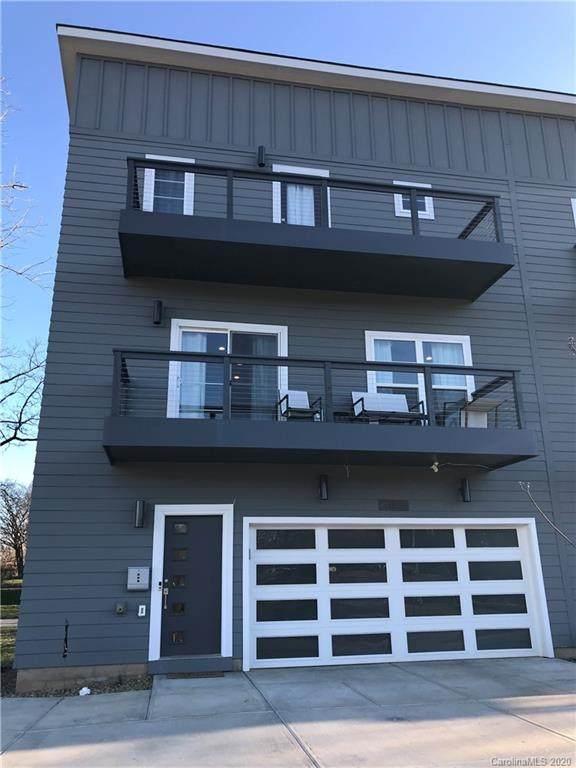 1106 N Alexander Street, Charlotte, NC 28206 (#3592934) :: Besecker Homes Team