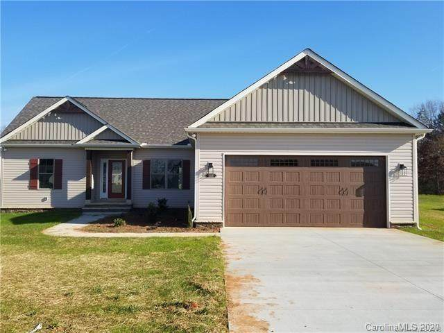 200 Staffordshire Drive #22, Statesville, NC 28625 (#3593409) :: RE/MAX RESULTS