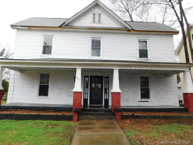 606 S Carolina Avenue, Spencer, NC 28159 (MLS #3593719) :: RE/MAX Impact Realty