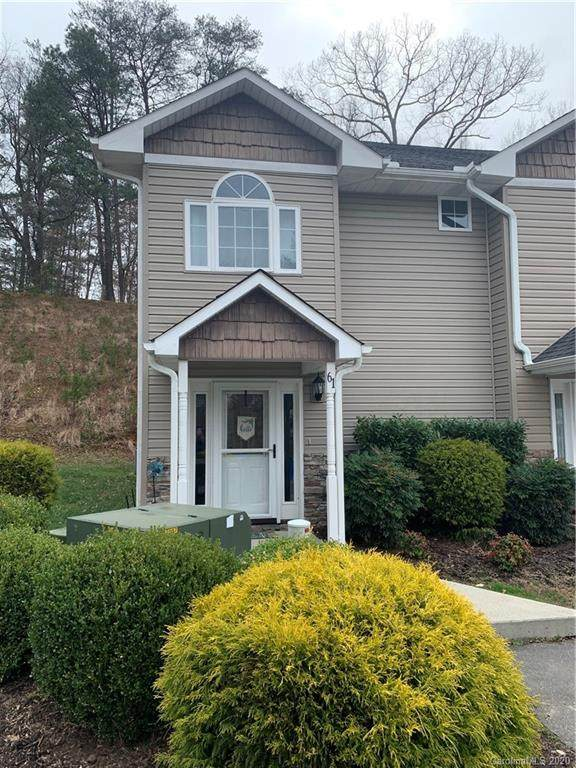 61 Cherry Laurel Lane, Swannanoa, NC 28778 (#3593752) :: BluAxis Realty