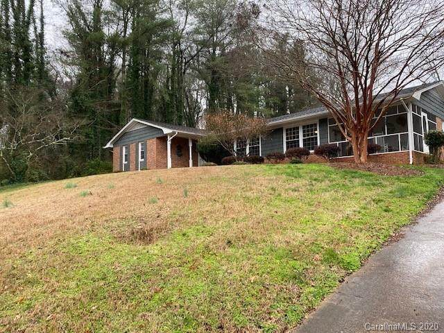206 Country Club Circle, Shelby, NC 28150 (#3594507) :: Rinehart Realty