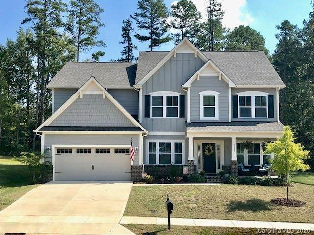 5020 Stonehill Lane, Matthews, NC 28104 (#3594982) :: High Performance Real Estate Advisors