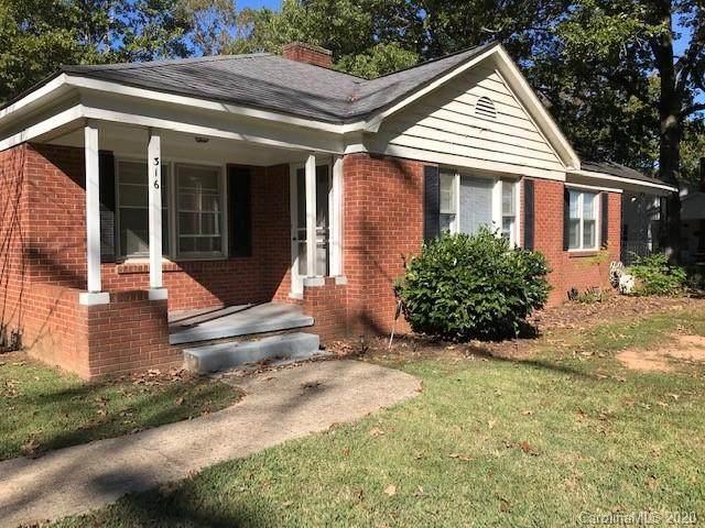 316 S Main Street, Shelby, NC 28152 (#3595428) :: Rinehart Realty
